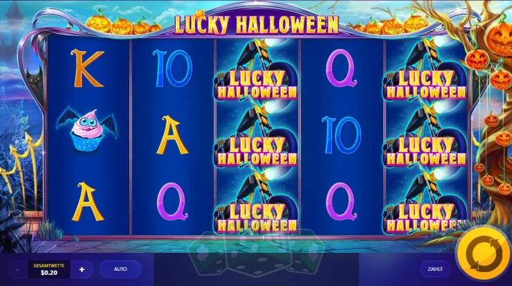Lucky Halloween Titelbild