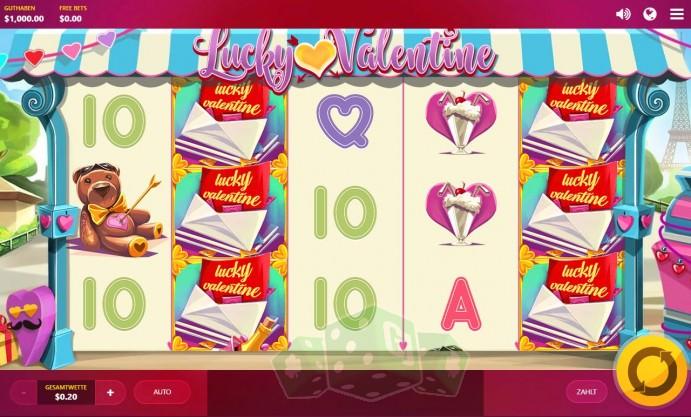 Lucky Valentine Titelbild