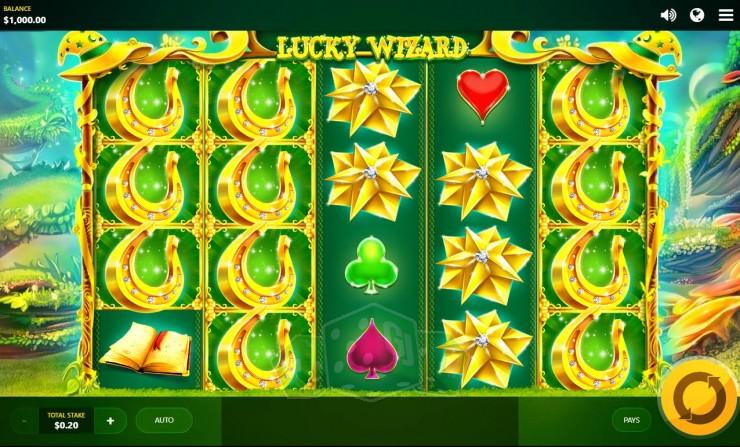 Lucky Wizard Titelbild