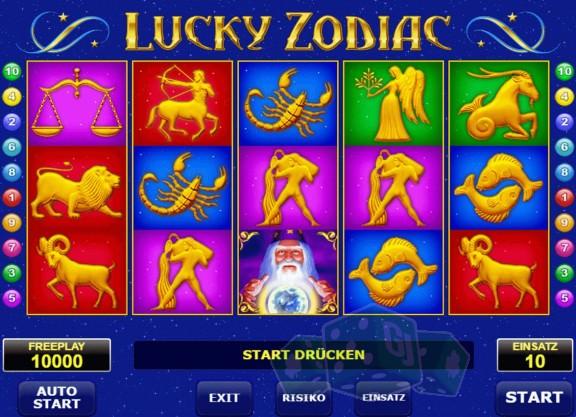 Zodiac Casino Online Spielen