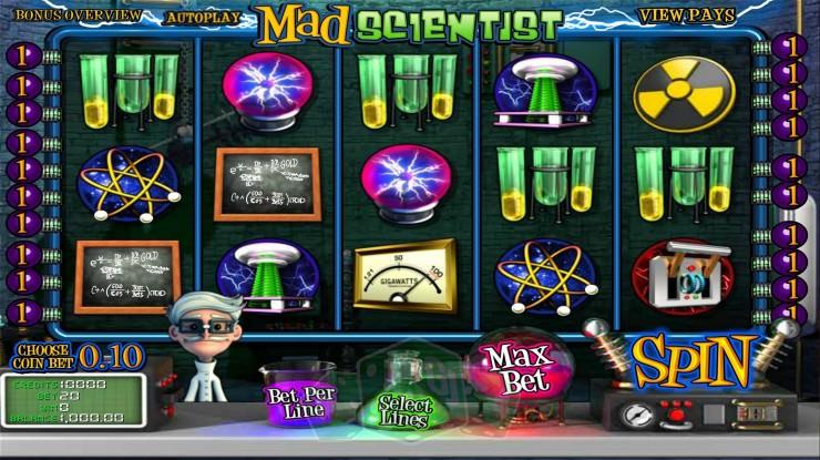 Mad Scientist Titelbild