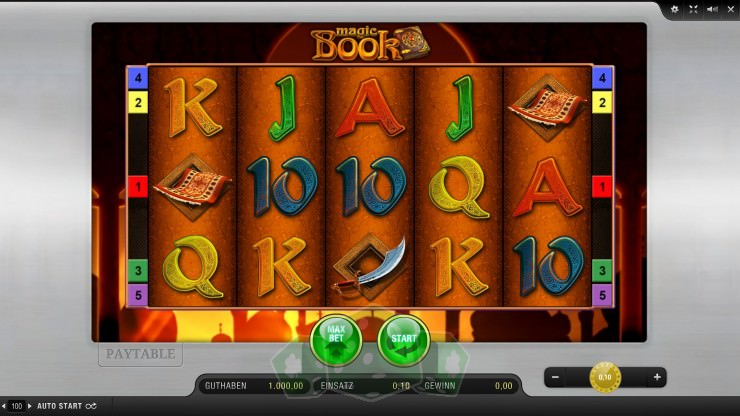 Magic Book Titelbild