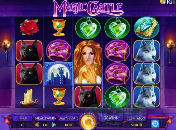 Magic Castle Titelbild