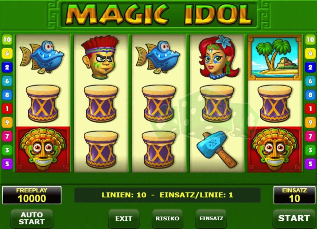 Magic Spielen