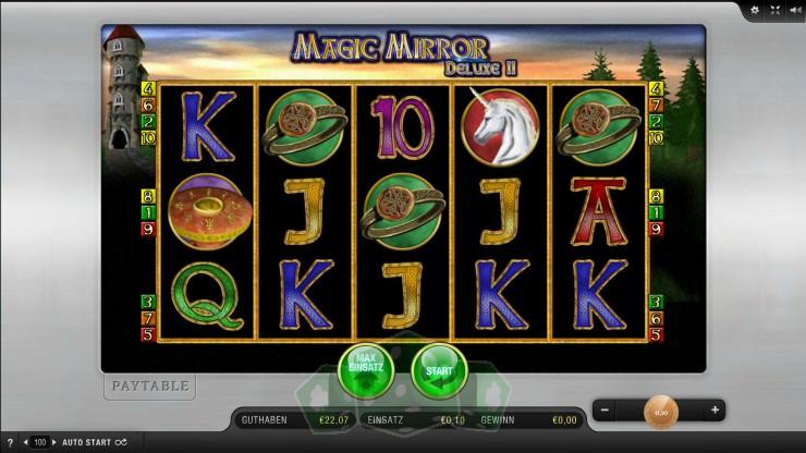 Magic Mirror Deluxe II Titelbild