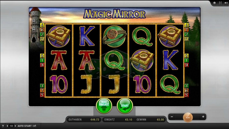Magic Mirror Online Spielen