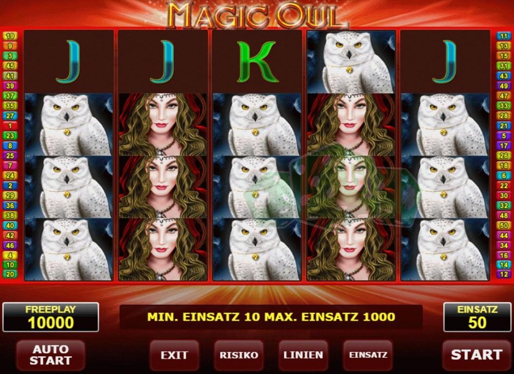 Spiele Magic Owl - Video Slots Online