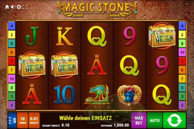 Magic Stone Titelbild
