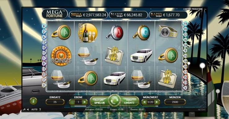 Mega Fortune Titelbild