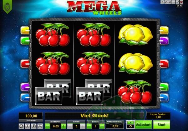 Mega Wheels Titelbild