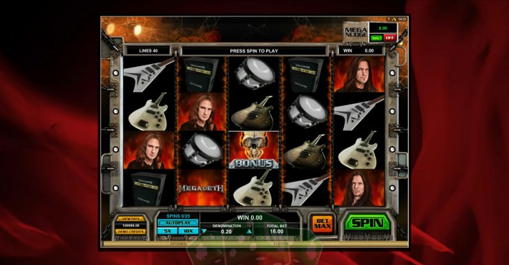 Megadeth Titelbild
