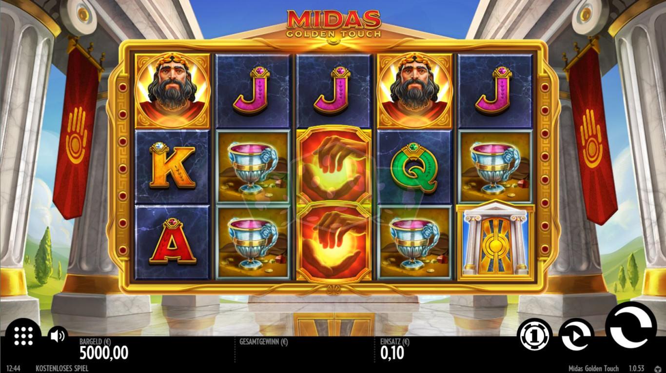Online lucky wheel