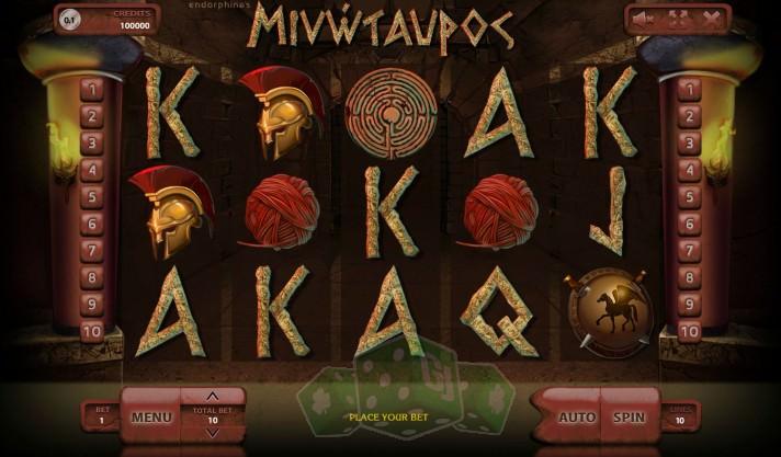 Minotaurus Titelbild