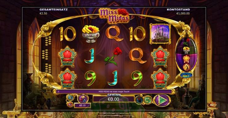 Miss Midas Titelbild