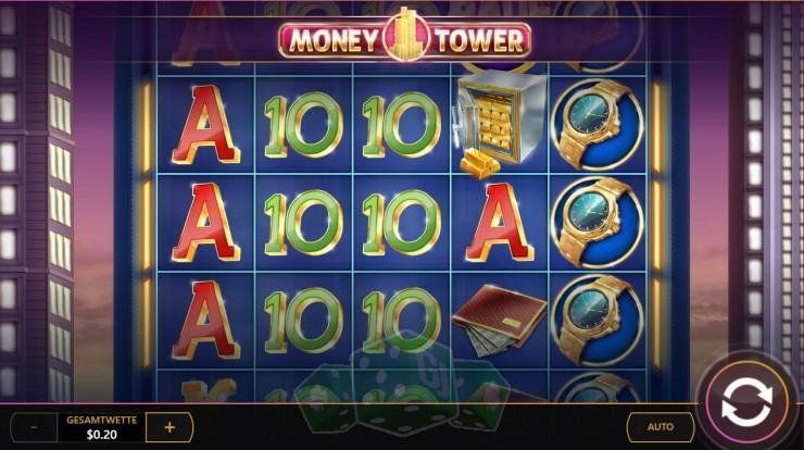Money Tower Titelbild