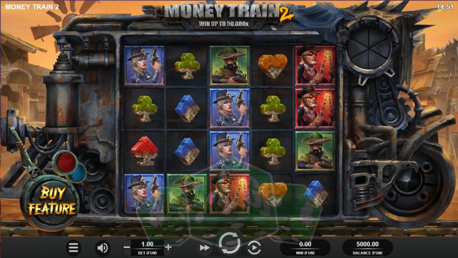 Money Train 2 Titelbild