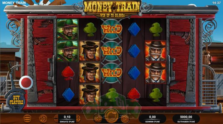 Money Train Titelbild