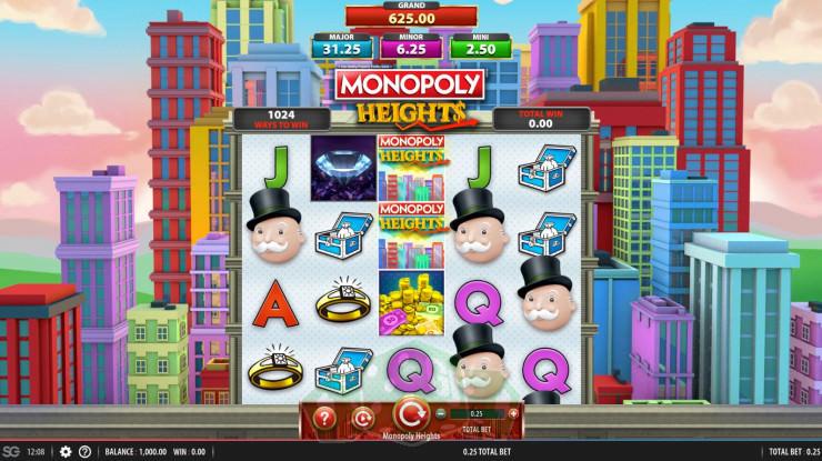 Monopoly Heights Titelbild