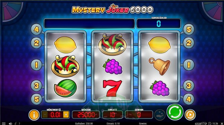 Mystery Joker 6000 Titelbild