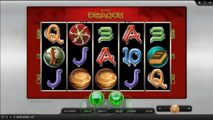 mystic dragon™ merkur  jetzt online spielen