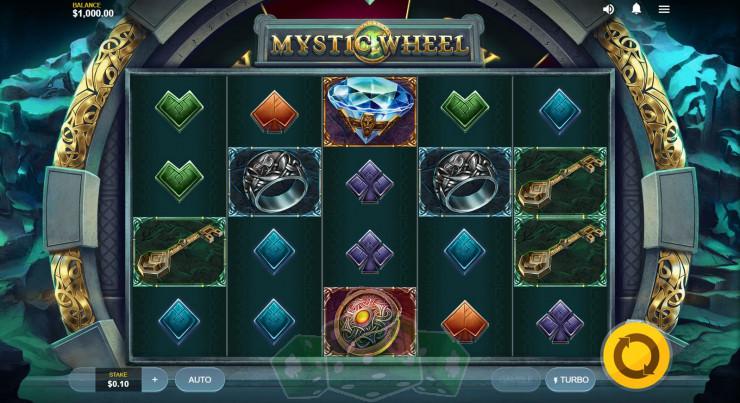 Mystic Wheel Titelbild