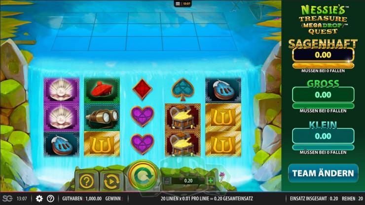 Nessies Treasure Megadrop Quest Titelbild