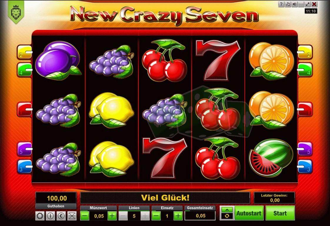 Crazy Spiele