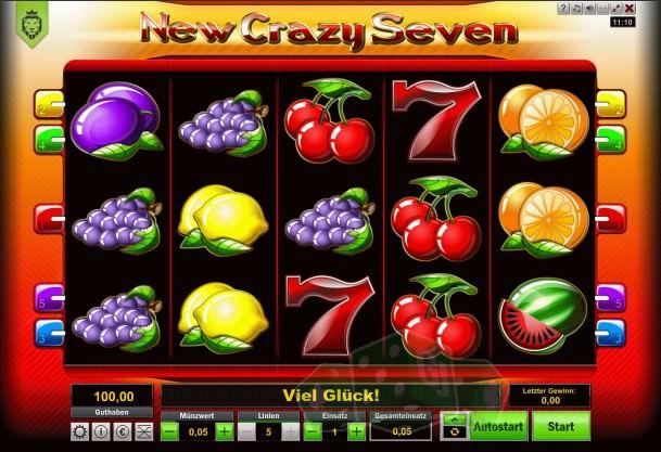 New Crazy Seven Titelbild