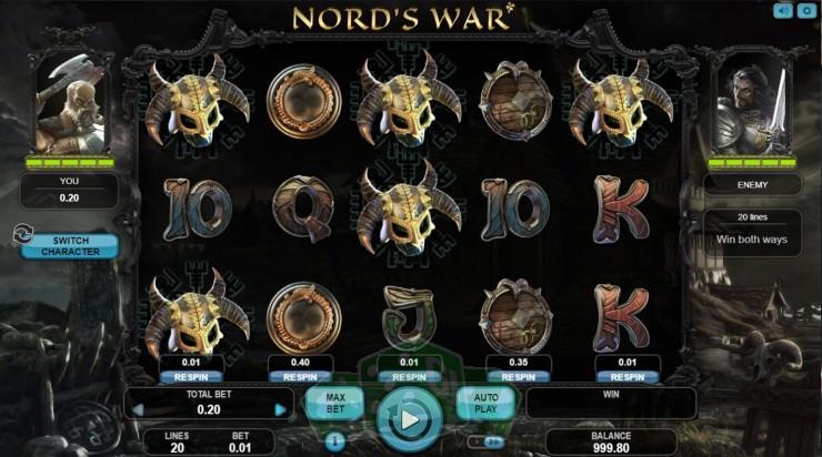Nord's War Titelbild