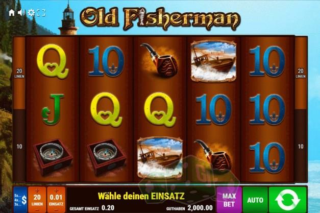 Old Fisherman Titelbild