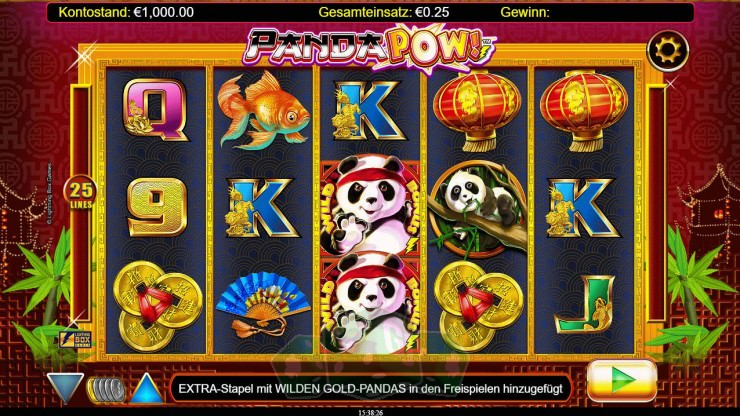Panda Pow Titelbild
