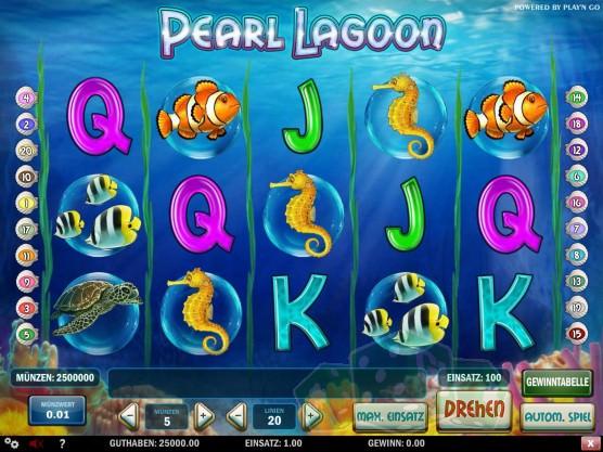 Pearl Lagoon Titelbild