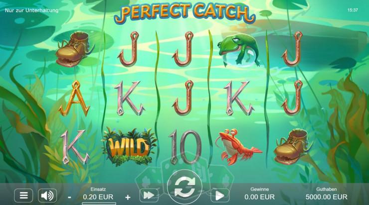Perfect Catch Titelbild