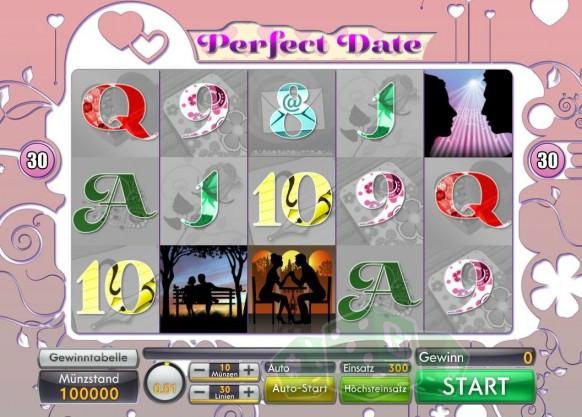 Perfect Date Titelbild
