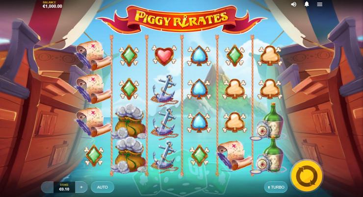 Piggy Pirates Titelbild