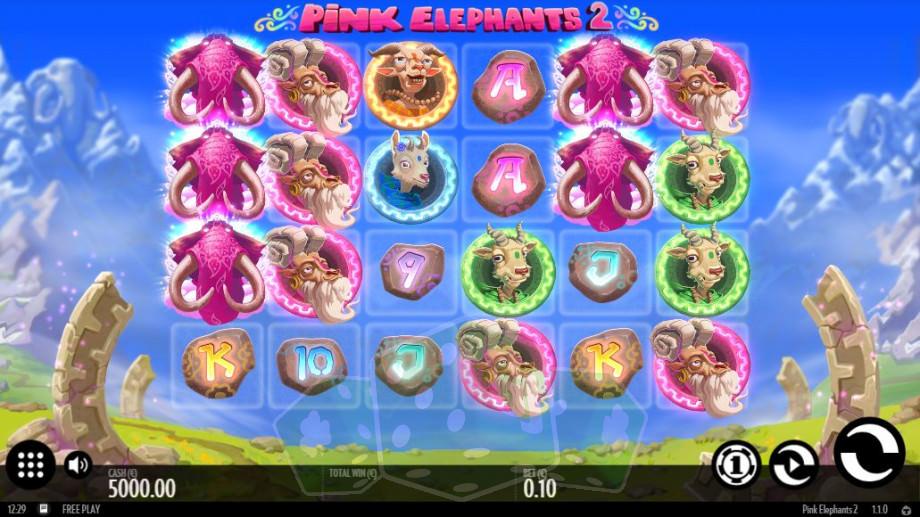 Pink Elephants 2 Titelbild