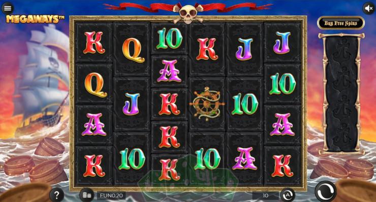 Pirate Kingdom Megaways Titelbild