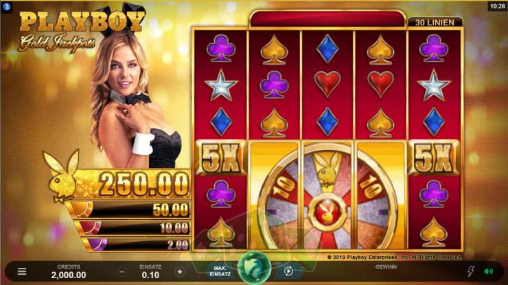 Playboy Gold Jackpots Titelbild