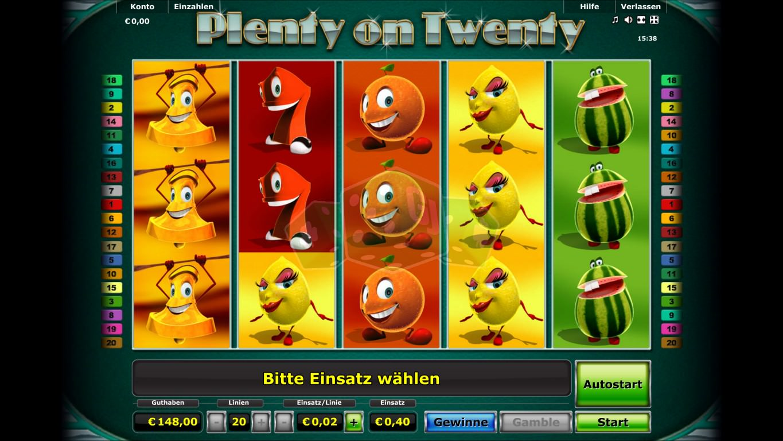 Plenty On Twenty™