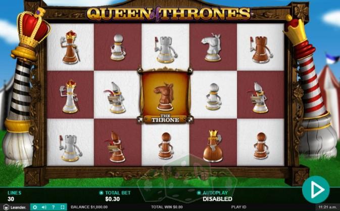 Queen of Thrones Titelbild