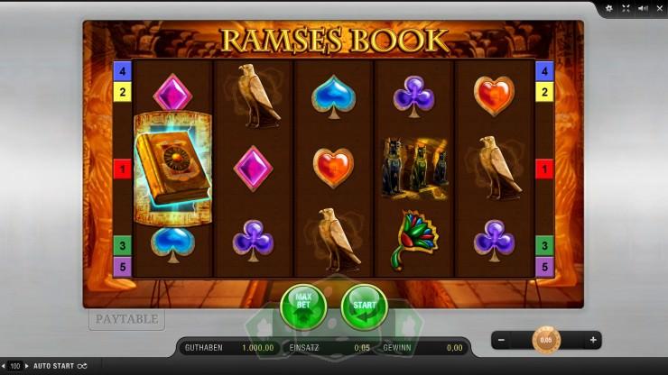Ramses Book Titelbild