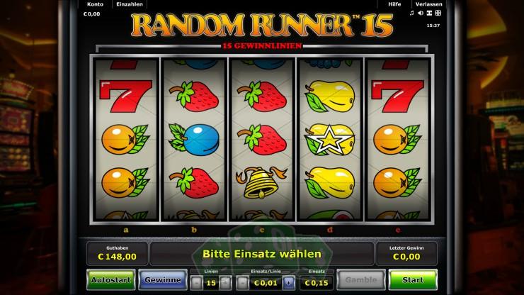 Random Runner 15 Titelbild