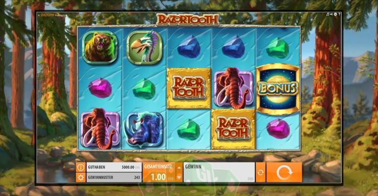 Razortooth Titelbild