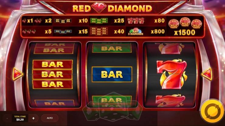 Red Diamond Titelbild