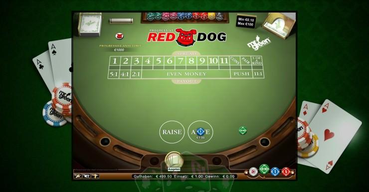 Red Dog Titelbild