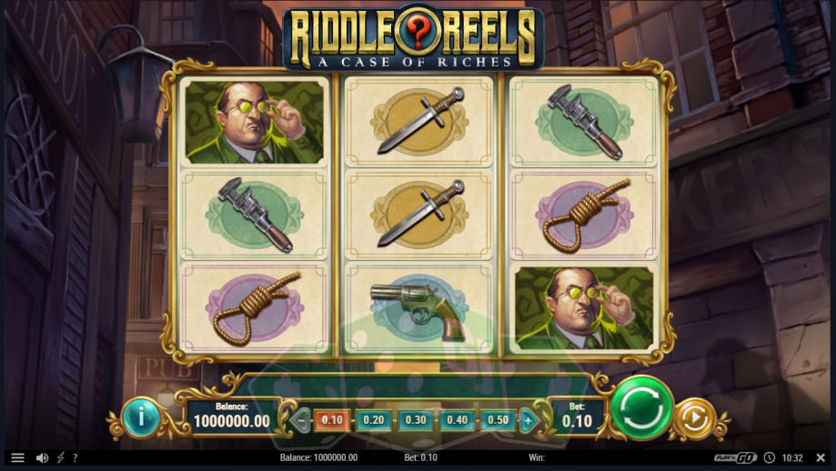 Riddle Reels - A Case of Riches Titelbild