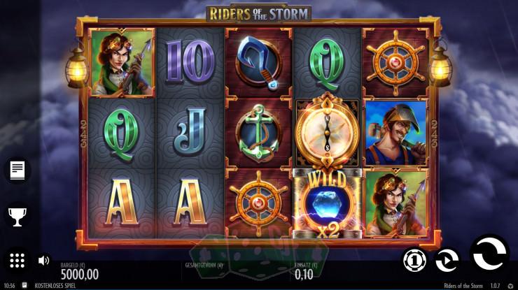 Riders of the Storm Titelbild