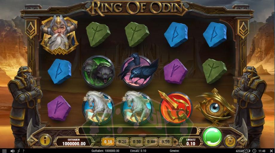 Ring of Odin Titelbild