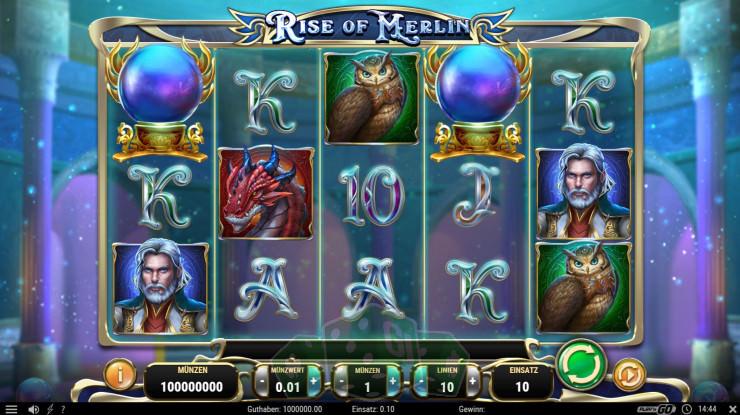 Rise of Merlin Titelbild