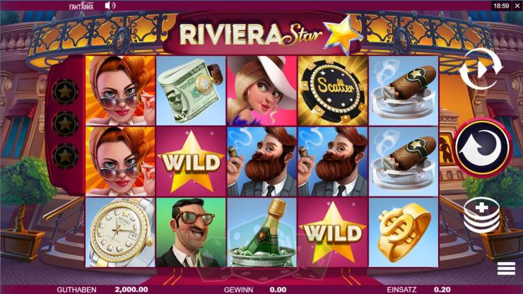 Riviera Star Titelbild